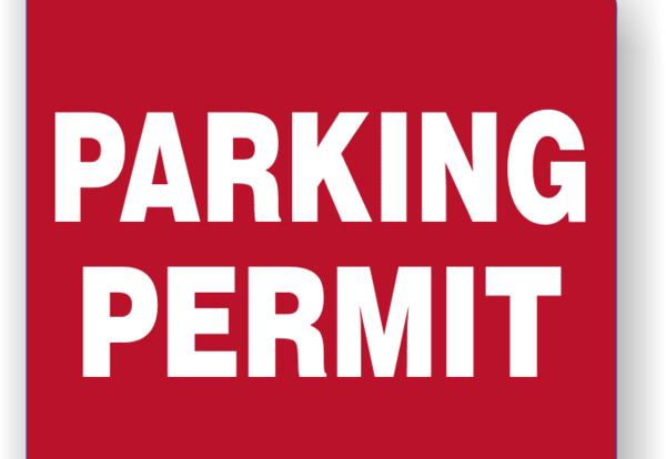 Parking Permit Application