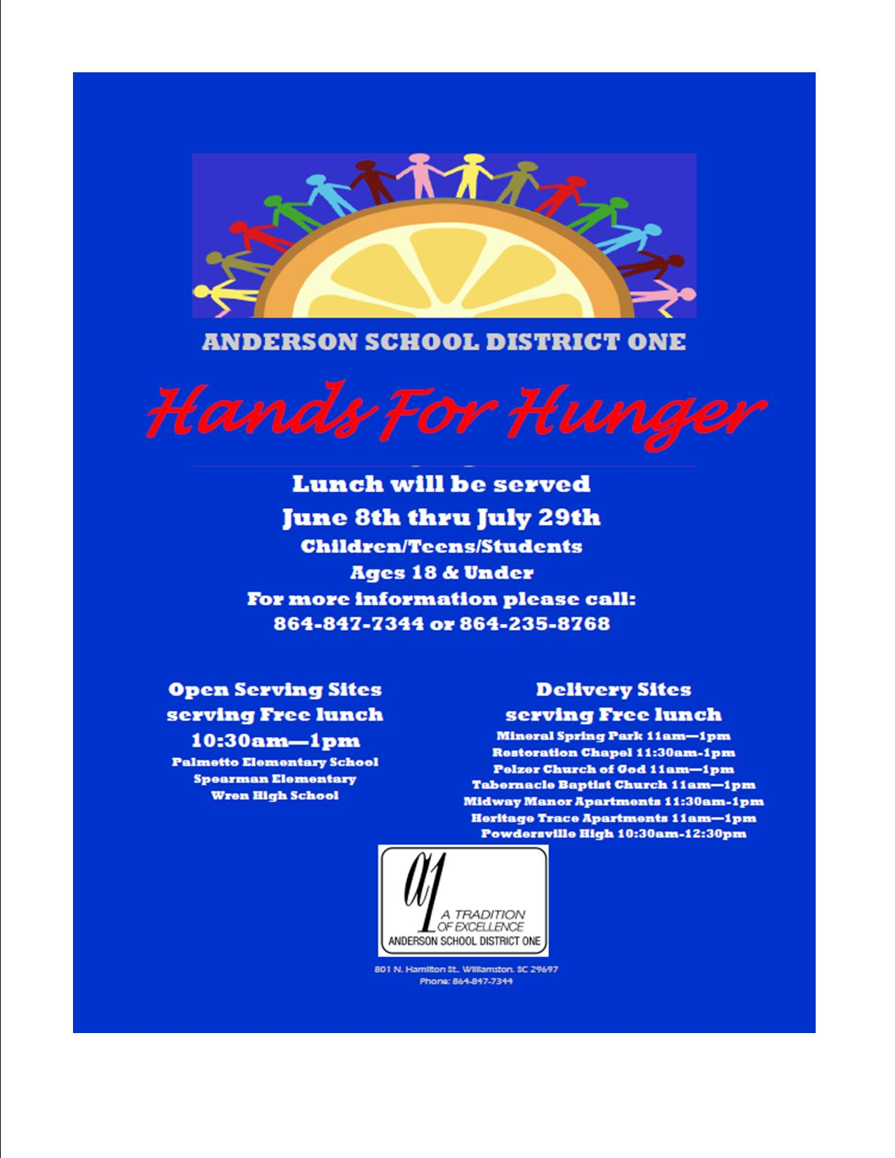Hands for Hunger